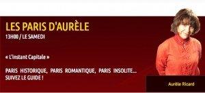 Paris secret et insolite sur